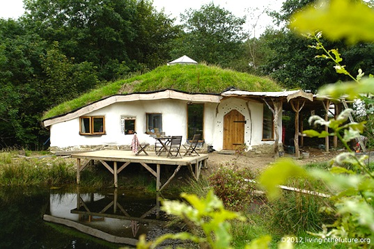 Charming Charlieu0027s Hobbit House « Inhabitat U2013 Green Design, Innovation,  Architecture, Green Building