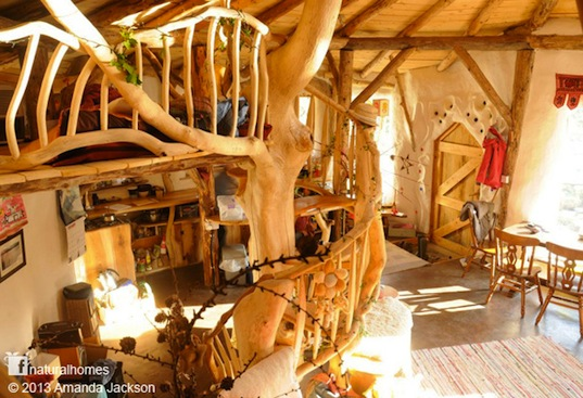 Hobbit Style Homes help save this incredible hobbit home in wales from imminent