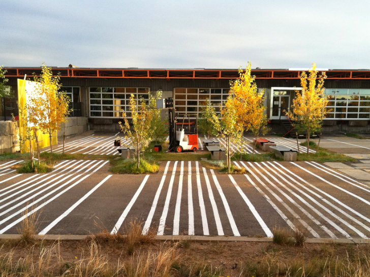Fr8scape Groundworks Design Taxi Development Denver Adaptive Reuse Landscape Architecture