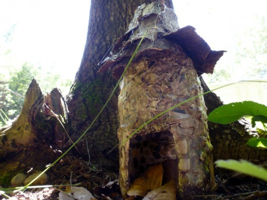 Diy Make Garden Faerie Houses Pixie Towers And Toad
