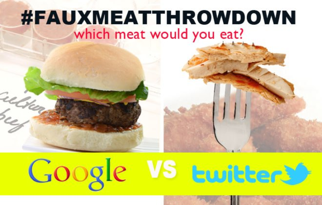 Faux Meat Throwdown: Would You Eat Sergey Brin's Lab-Grown ...