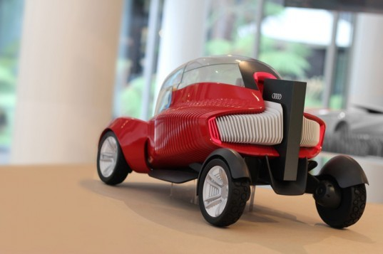 3D Printing, Concept Car, Design Award, Hybrid Car, Green Technology, Auto Manufacturing, the Future