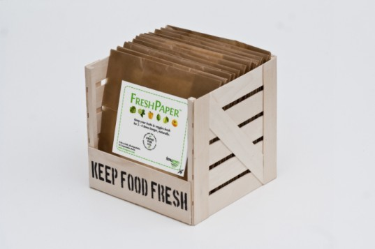 FreshPaper, Fenugreen, INDEX Award 2013, refrigeration, mold, bacteria, sustainable food, degradative enzymes, Spices, India, biodegradable, organic, recycled,