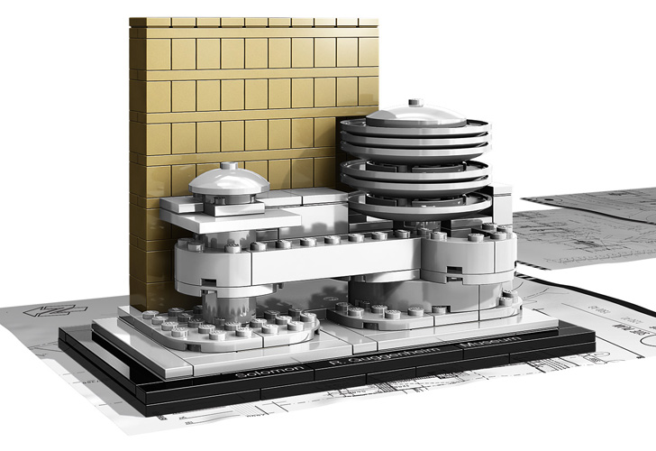 LEGOs New Architecture Studio Design Toolkit Brings Out Your - Architecture and design
