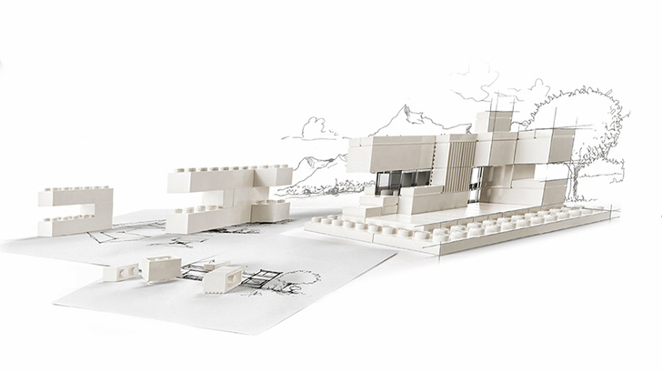 Architecture Design Kit lego's new architecture studio design toolkit brings out your