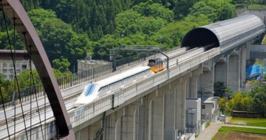 magnetic-levitation train, maglev japan, rj central, japan bullet-trains, japan fastest trains, central railway japan, maglevs, green transportation