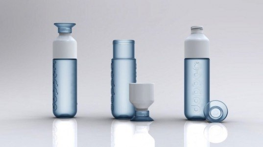dopper, net-zero carbon, water bottle, sustainable bottle, bpa-free bottle, dopper foundation, Rinke van Remortel, clean water, plastic waste, sustainable design, plastic bottles