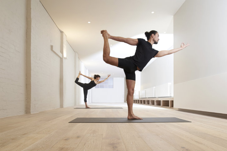 Melbournes One Hot Yoga Uses Energy Efficient Heat Recovery To Make