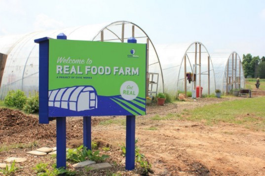 Real Food Farm, Mobile Market, food desert, baltimore, sustainable food, urban farming,