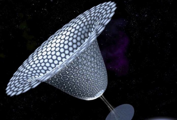NASA Wants to Beam Microwave Energy to Earth with a Solar Power Plant in Space