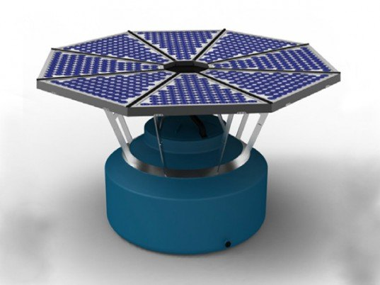 Solarflow solar energy and rainwater collection system for for Recensioni h2o power x
