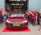 Tesla Opens Assembly Plant in the Netherlands