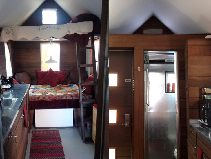 Caravan Hotel Lets Guests Live Tiny Even While On The Road