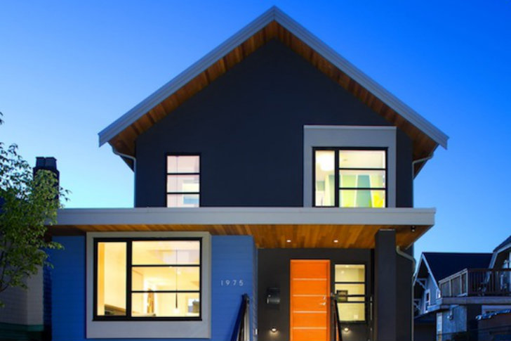 Vancouver Renovation Turns A 50s Bungalow Into Modern Efficient Home