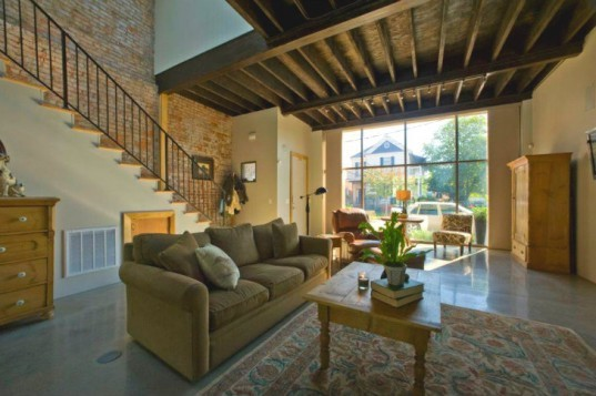 Williams Street Residence, Elemi Architects, Collier Construction, Chattanooga, Tennessee, Adaptive Reuse, Green Renovation