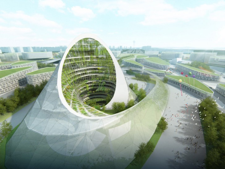 Zaha Hadid And UN Studio Shortlisted To Design Kazakhstans World