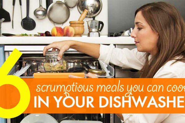 dishwasher cooking, how to cook in your dishwasher, dishwasher meals, weird cooking tips, washing dishes and cooking, dishwasher cooking recipes, dishwasher recipes