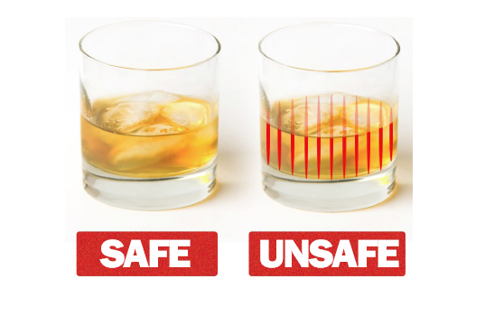 Drinksavvy cups, Drinksavvy, Mike Abramson, date rape drugs, smart cups