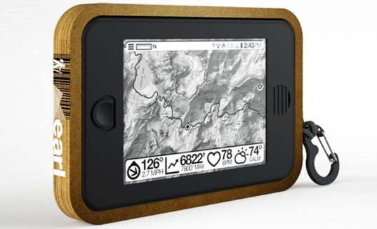 green gadgets, green camping, outdoor gadgets, green technology, sustainable technology, sustainable design, green design, renewable energy, green camping gear, clean tech, Earl Tablet, solar-powered tablet, backcountry survival tablet
