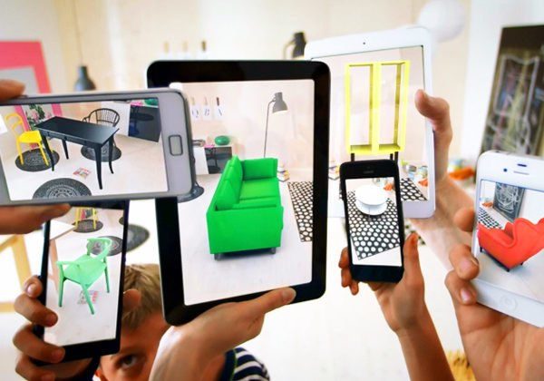ikea, ios, android, application, catalog, interior, augmented reality, peter wright, interactive, showroom, outlet
