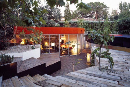 Selgas Cano, allotment, trees, Allotment, madrid, Architecture, Botanical, Recycled Materials, Daylighting,