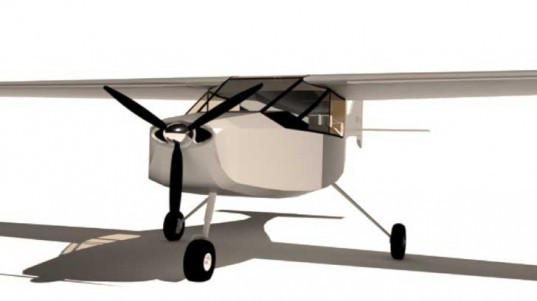 makerplane, open source, airplane, plans, 3d printer, cnc, indiegogo