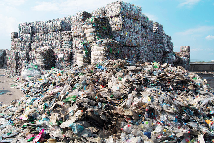 The Us Is Banned From Exporting Garbage To China Through The Green Fence Initiative