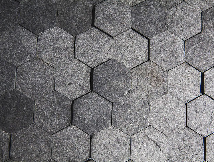 Recycled Slate-ish Tiles Offer a Beautiful Alternative to Mined and Imported Slate