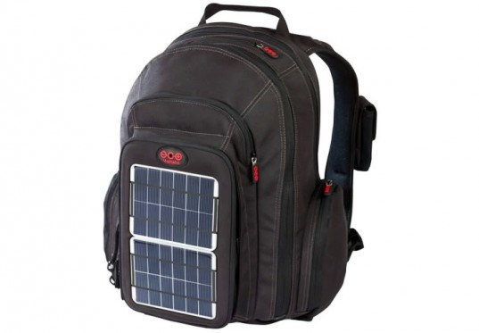green gadgets, green camping, outdoor gadgets, green technology, sustainable technology, sustainable design, green design, renewable energy, green camping gear, clean tech, led, led light, led flashlight, off-grid gadgets, voltaic, solar backpack