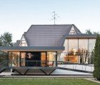 4a Architekten Transforms House N in Moscow with a Refreshing, Modern Facelift