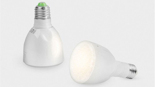 Moma S Rechargeable Led Bulb Flashlight Offers Three Hours Of Emergency Light Inhabitat