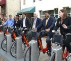 Capital Bikeshare Expands to Montgomery County, Maryland [PHOTOS]