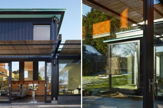 Crowbrook House, Knox Bhavan, uk, daylighting, design for accessibility, handicap accessible, green home