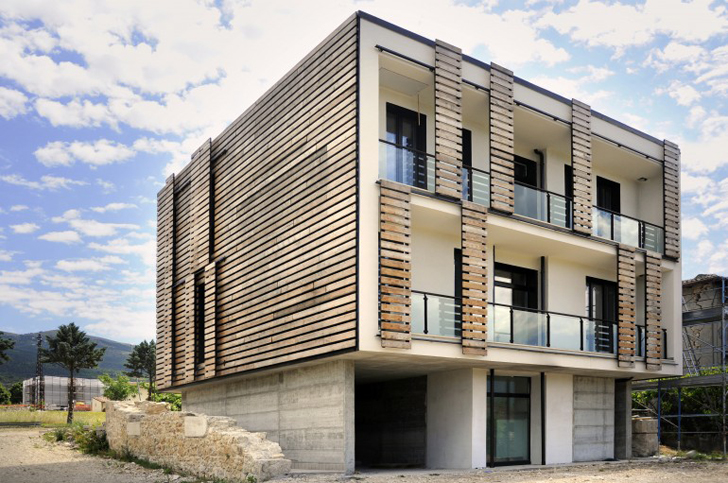 Energy Box Passive House Is An Earthquake Proof Sustainable Home In Northern Italy Inhabitat