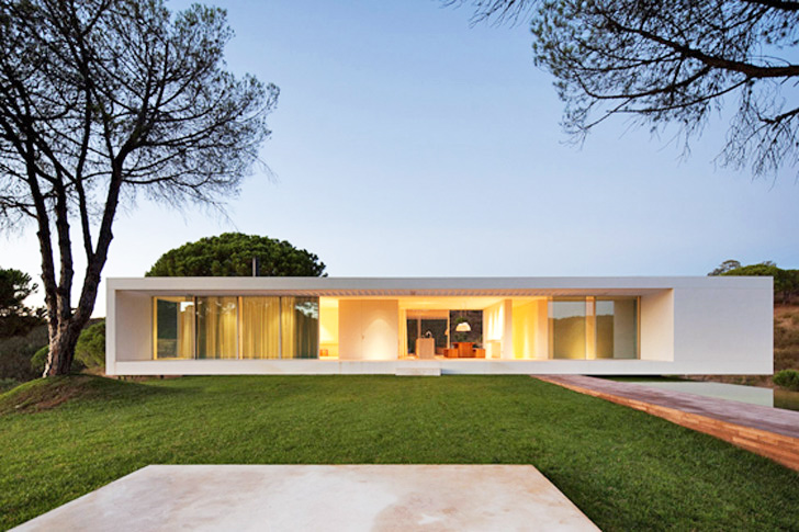 House In Melides Promotes Peace And Tranquility Through Modern Design In  Portugal | Inhabitat   Green Design, Innovation, Architecture, Green  Building