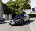 Mercedes-Benz' Self-Driving Car Completes First Autonomous Cross Country Trip!