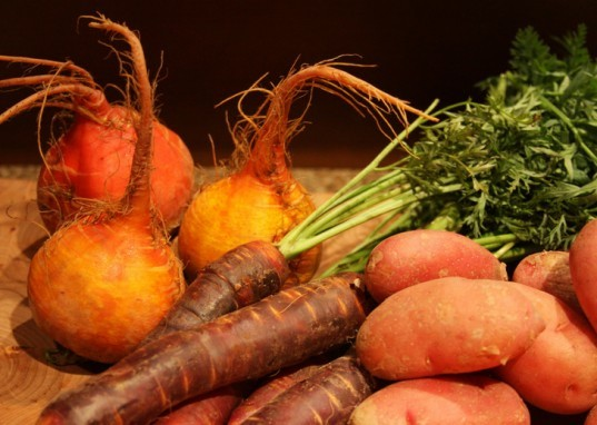 roots, root veggies, beets, carrots, turnips, parsnips, potatoes