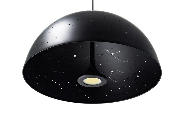 Anagraphic's Starry Light LED Lamp Casts Constellations of Stars Across Your Ceiling