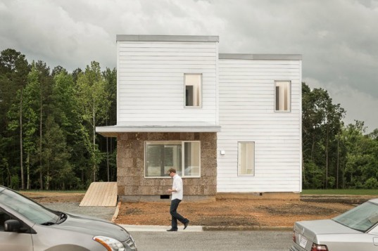 ecoMOD South, University of Virginia, ecomod, modular housing, prefab housing, affordable housing, passive house