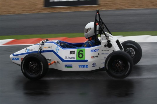 electric vehicles, EV, DU Telft, world acceleration record, DUT12
