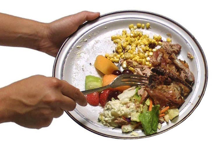 Food Waste is the World's Third Biggest Source of Greenhouse Gas Emissions