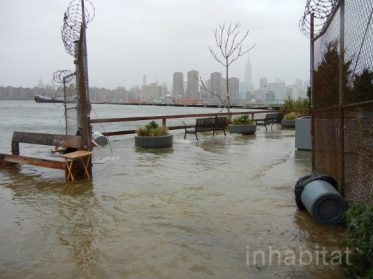 Weather Researchers Say Global Warming Could Point Future Superstorms Away From New York
