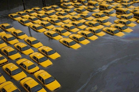 hurricane sandy, flooding, east coast, new york city, superstorms, NOAA study, extreme weather