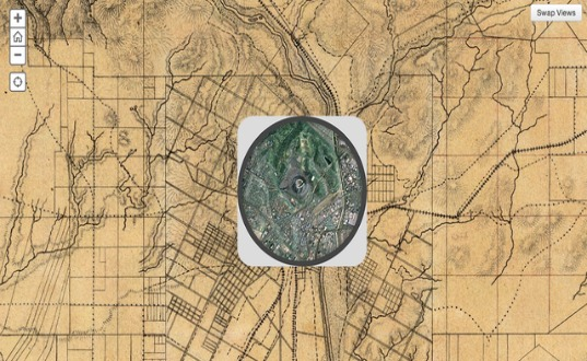 Amazing interactive maps compare americas cities using vintage 10242013 gumiabroncs Images