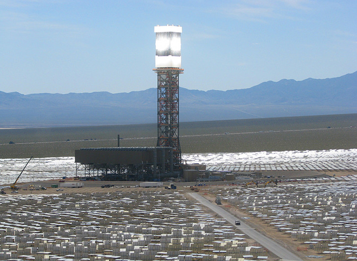 World S Largest Solar Thermal Energy Plant Opens In