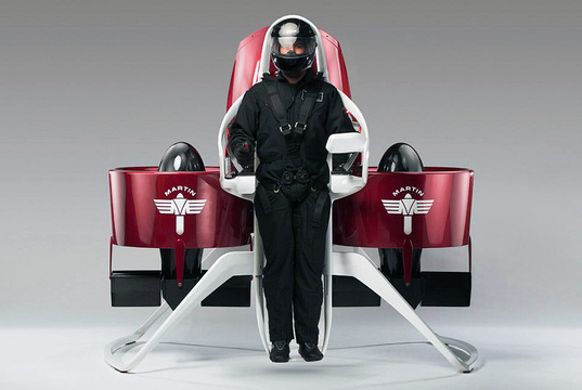 World's First Jetpack to Hit the Market in 2014, New Prototype Unveiled