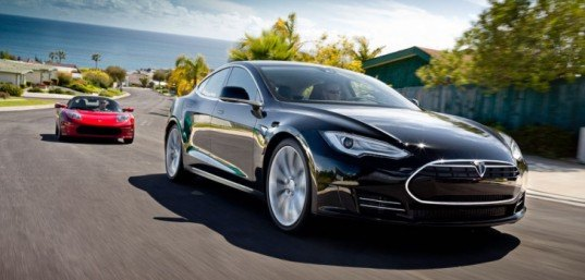 tesla, tesla model s, elon musk, electric car, autonomous driving, self-driving car, autonomous car technology, car technology, green car, Mercedes-benz, Nissan, Infiniti, Acura