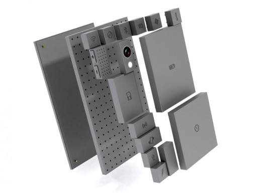 PhoneBloks, Dave Hakkens, landfill, electronic waste, electronics, devices, smartphones, technology, design, news, ideas, inventions, green ideas, dead simple ideas, smart ideas, modular design,