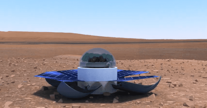 Solar-Powered, Spinach-Growing Mars Greenhouse Wins NASA's International Space Apps Challenge