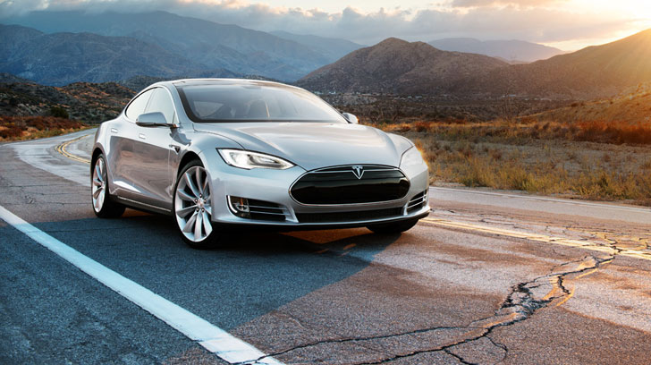 Hertz Adds The Tesla Model S Electric Car To Its Rental